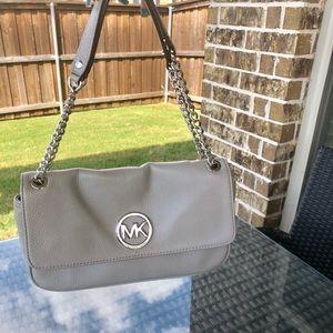 New Michael Kors Gray Handbag